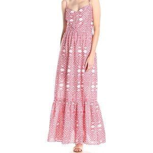 Betsey Johnson Dresses - *SALE* 🇺🇸 Betsey Johnson Cotton Linen Boho Maxi